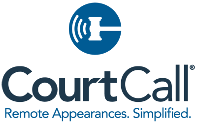 CourtCall remote appearances simplified