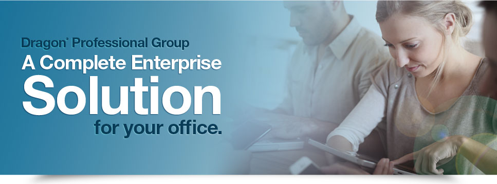 Dragon Professional Group - A complete enterprise solution for your office