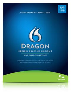 Dragon Medical Practice Edition 2