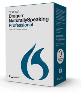Dragon NaturallySpeaking Professional 13