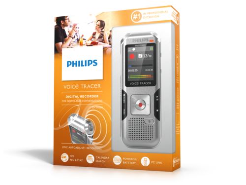 Philips Voice Tracer Conversation Recorder